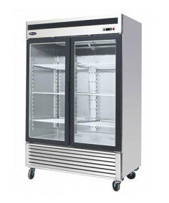 Glass Door Refrigerators