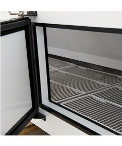 Refrigerated Meat Case Freezer
