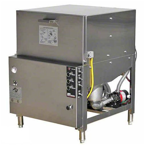 Commercial Under Counter Dishwasher Low Temp 115 V 5