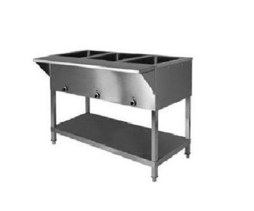 Compartment Steam Table Electric Volt Long Free - Restaurant equipment steam table