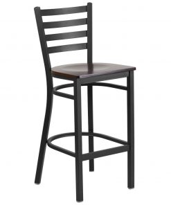 Ladder Back Restaurant Bar Stools