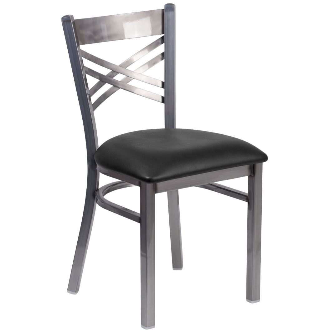 Delicieux Metal Restaurant Chairs