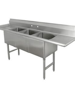 Commercial Stainless Sinks & Work Tables