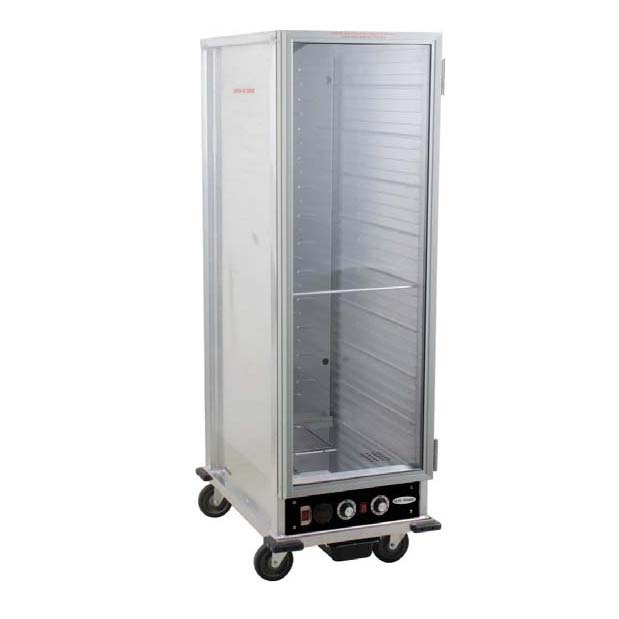 Heater Proofer Cabinet Mobile Full Height Non Insulated